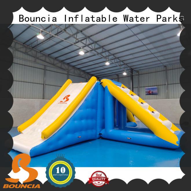 durable water obstacle course park one station customized for outdoors