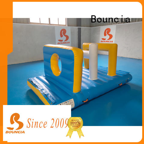 floating blow up obstacle course one station manufacturers for adults