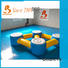 Bouncia ramp inflatable water park supplier from China for outdoors