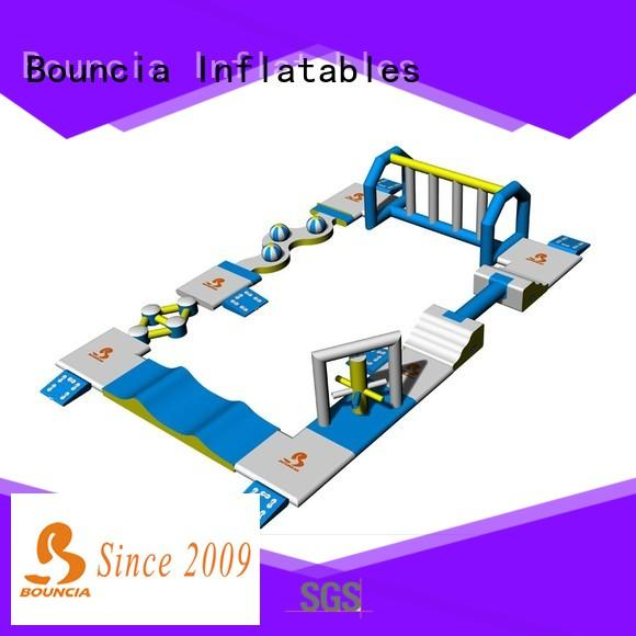 Bouncia toys best inflatable water slide series for pools