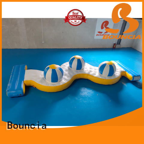 Wholesale lake inflatable factory slipping Bouncia Brand