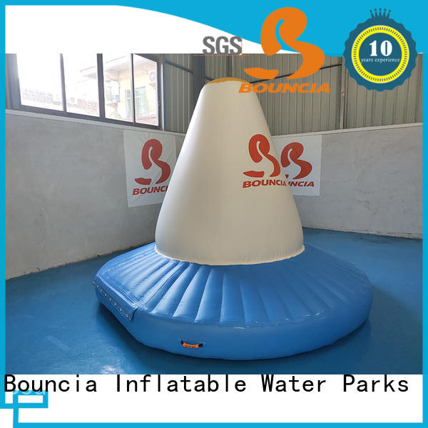 Bouncia typhon blow up water slides for sale factory for pool