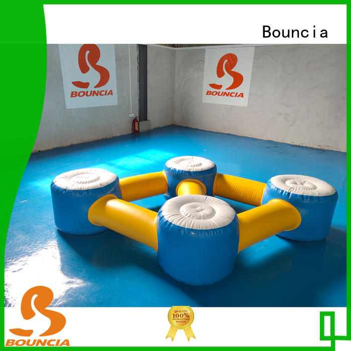 Bouncia Custom water inflatables for lakes company for adults