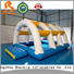 Bouncia durable inflatable floating water park Supply for outdoors