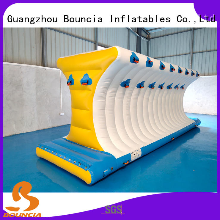 Bouncia blob inflatable commercial water park factory for outdoors