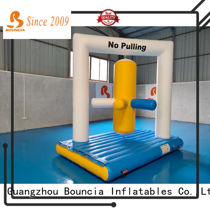 inflatable water equipment pvc factory for outdoors