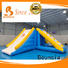 Bouncia certificated inflatable backyard water park customized for kids
