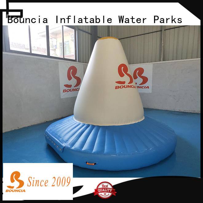 Bouncia pvc inflatable assault course from China for kids