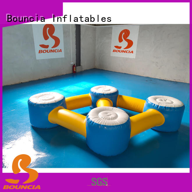 double inflatable water slides for adults course customized for outdoors