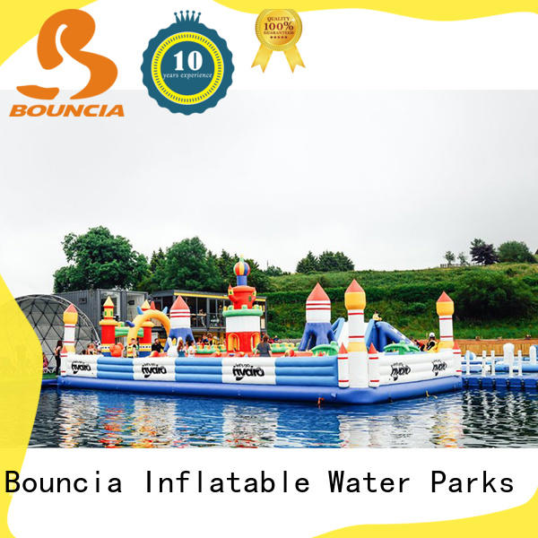 Bouncia New inflatable water park for sale manufacturers for child