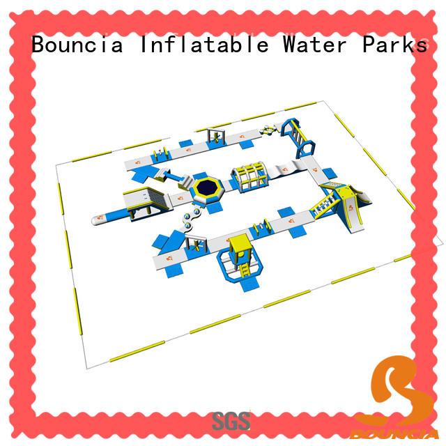 certificated big inflatable water park equipment manufacturers for adults