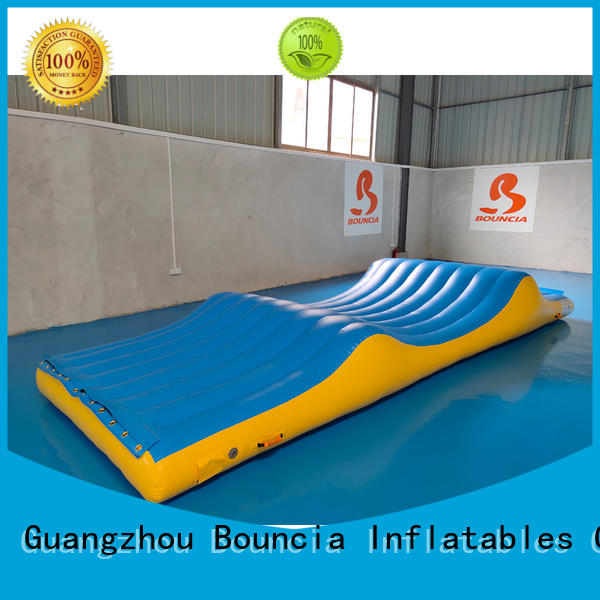 games double aqua Bouncia Brand inflatable water games