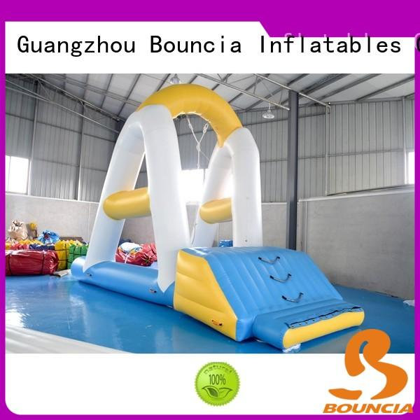 bounica ladder double Bouncia Brand inflatable water games supplier