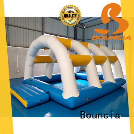 Bouncia one station water theme park directly sale for outdoors