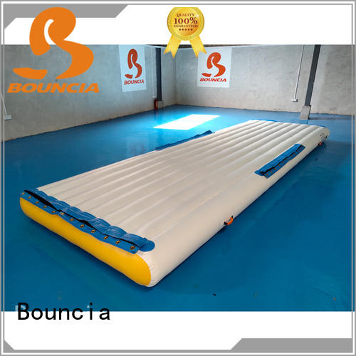 Bouncia typhon commercial inflatables company for pool