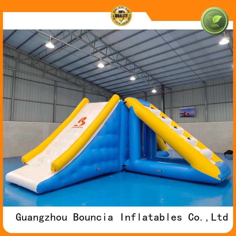 blob pvc inflatable water games Bouncia Brand