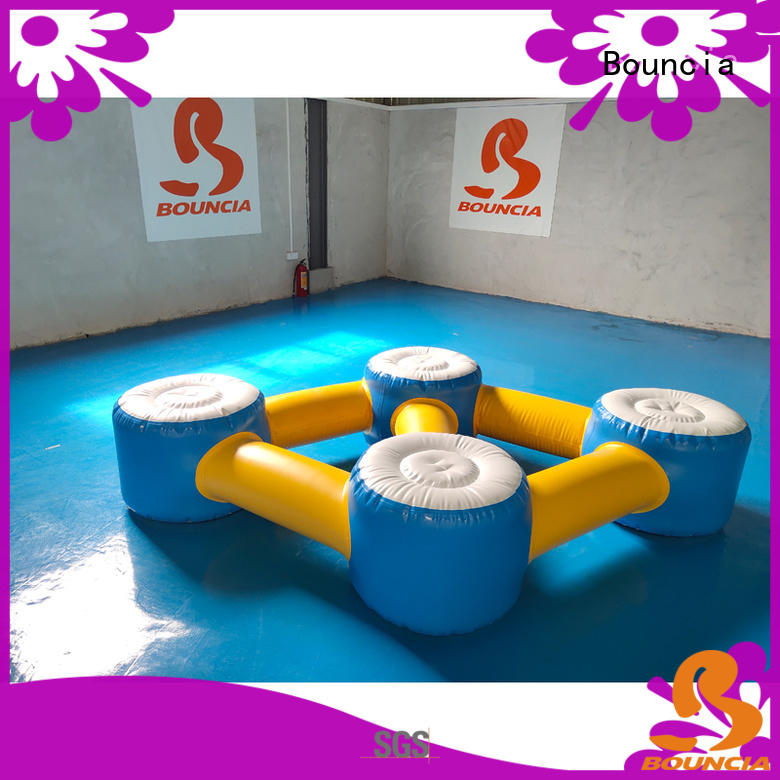 inflatable course one station customized for adults