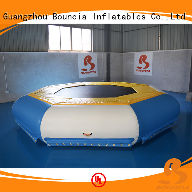 Bouncia Wholesale inflatable amusement park for business for pool