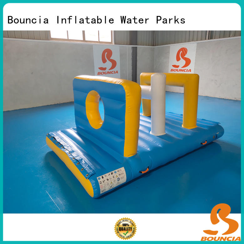 Bouncia New inflatable world water park company for kids