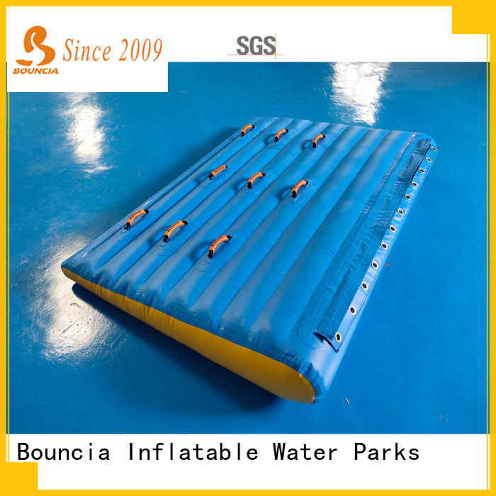 Latest inflatable water slides for sale bouncia company for pool