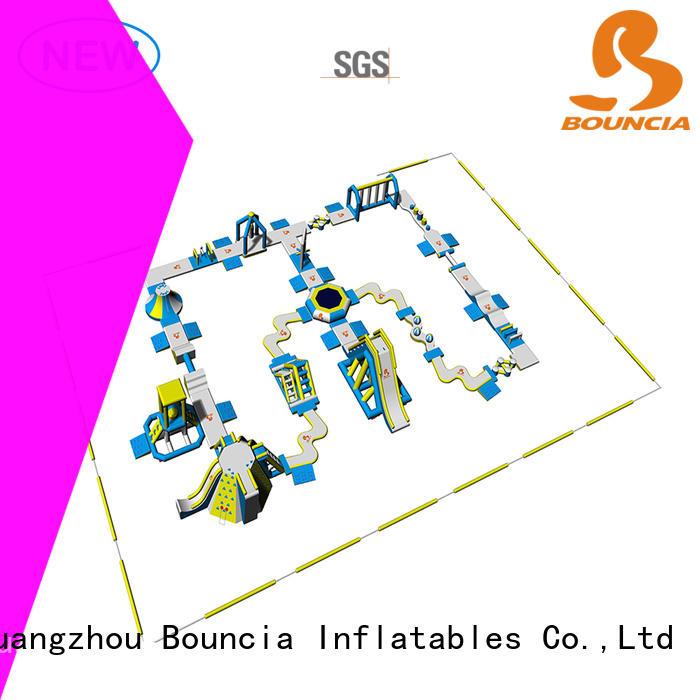 large aqua inflatables equipment wholesale for kids