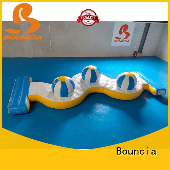 Bouncia bouncia aqua inflatables from China for adults