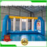 inflatable factory waterpark pool inflatable water games Bouncia Brand
