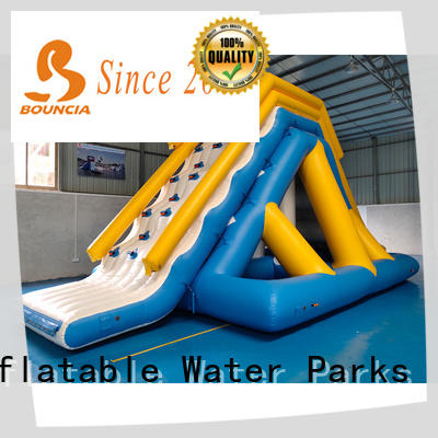 Bouncia Best backyard inflatable water park from China for kids