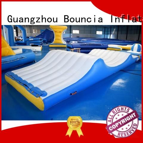 Custom best games inflatable water games Bouncia design