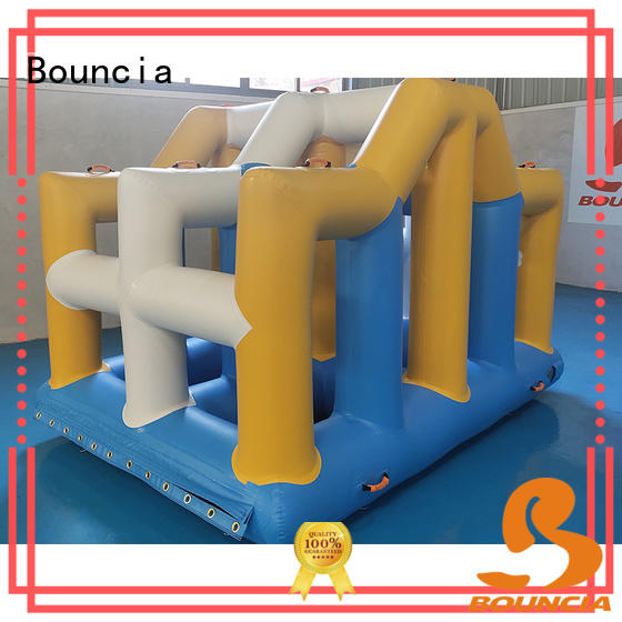 Bouncia slide water park equipment customized for kids