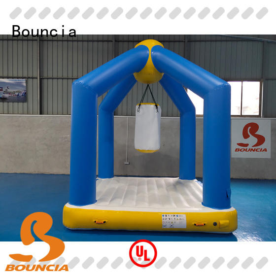 awesome inflatable water obstacle course series for pool