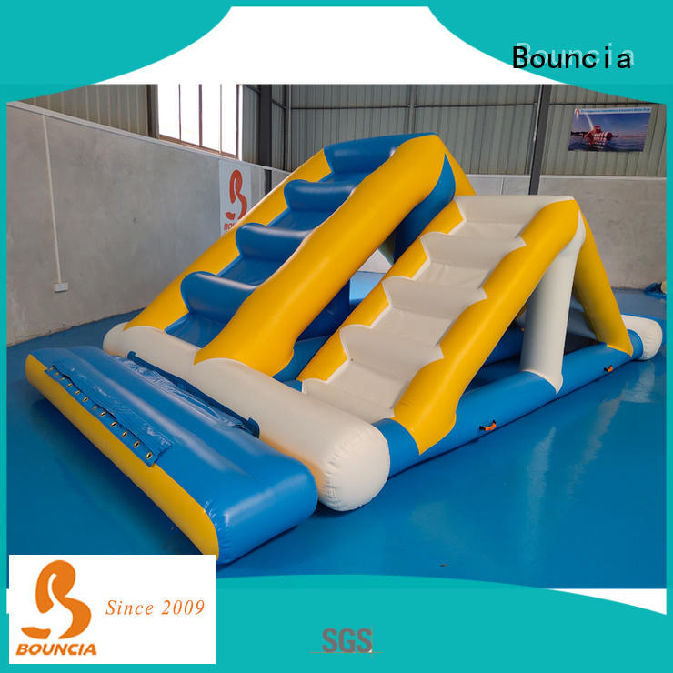 Bouncia grade inflatables on water Supply for pool