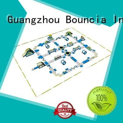 Bouncia Brand by inflatable water park for adults rental supplier