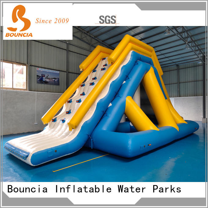 Bouncia pvc inflatable lake floats Supply for adults