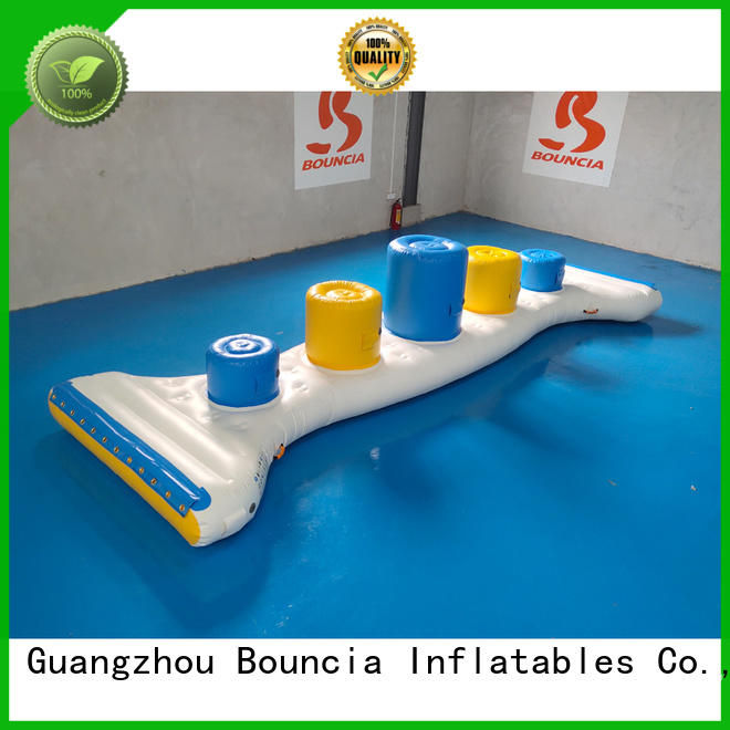 Wholesale durable inflatable water games Bouncia Brand