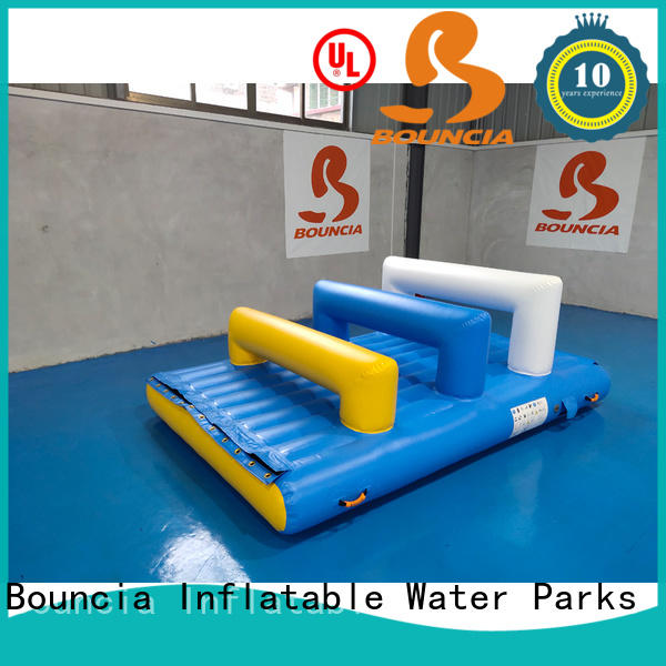 Bouncia Best inside water park company for pool