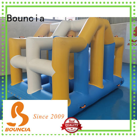 Bouncia typhon inflatable amusement park for business for pool