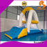 Bouncia pvc blow up obstacle course directly sale for kids