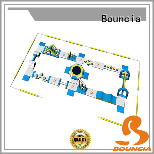 Bouncia adults inflatable water play factory price for kids