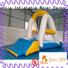 Bouncia jumping platform inflatable water park price for business for kids