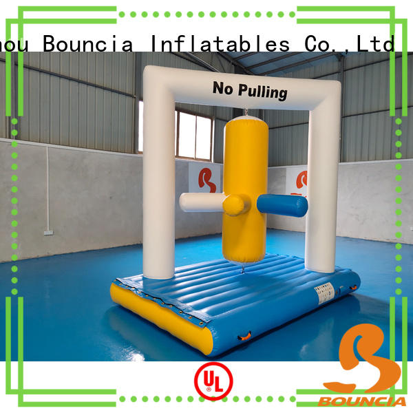 durable inflatable obstacle course blob customized for kids