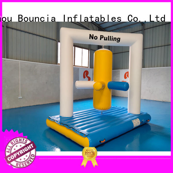 inflatable factory sea Bouncia Brand inflatable water games