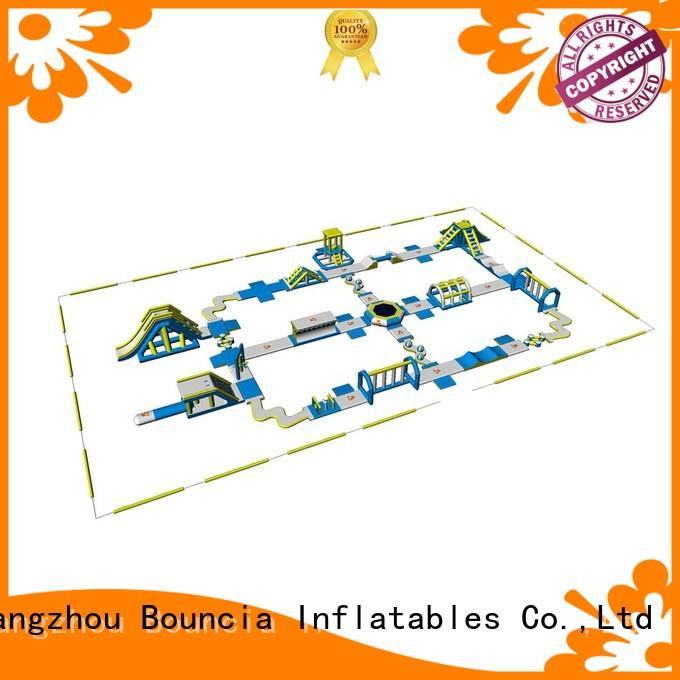 Quality Bouncia Brand certification durable blow up water park