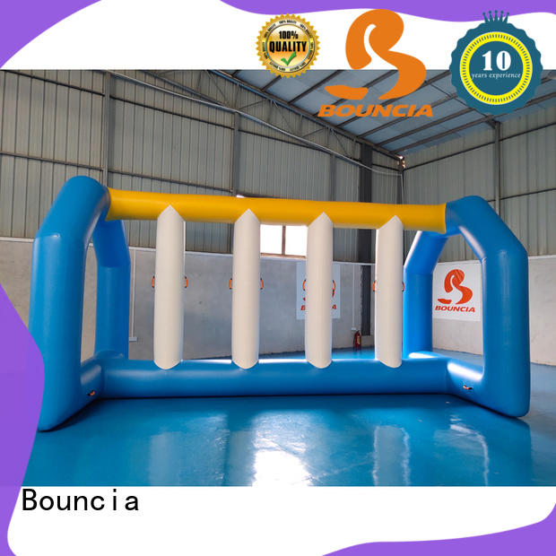 durable water inflatables for lakes games from China for pool
