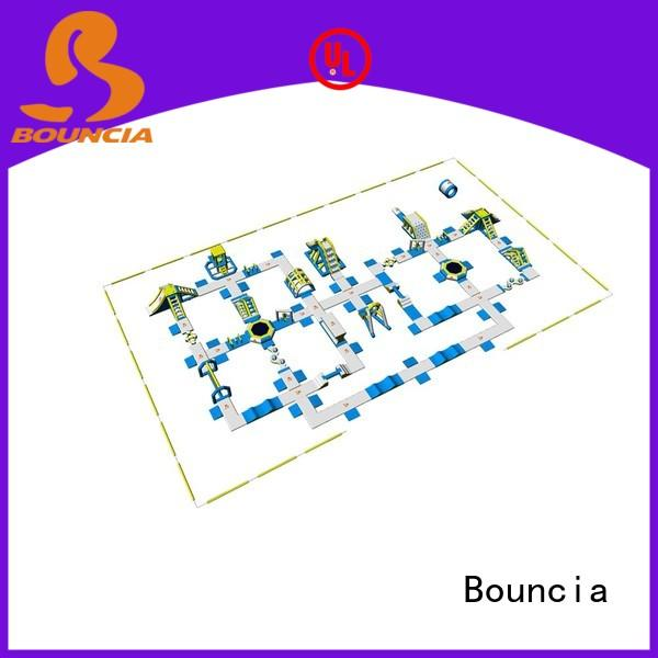 Bouncia certificated water inflatables customized for adults