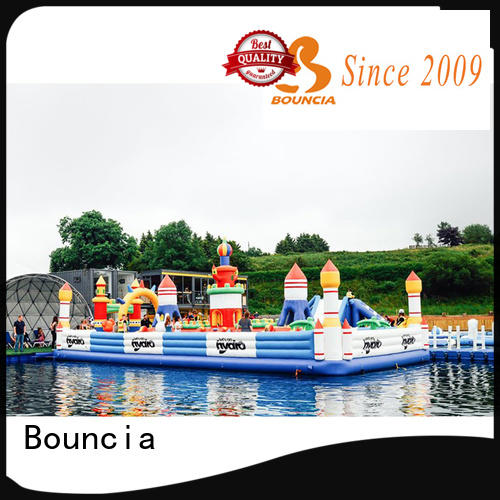 Bouncia inflatable water playground factory for children