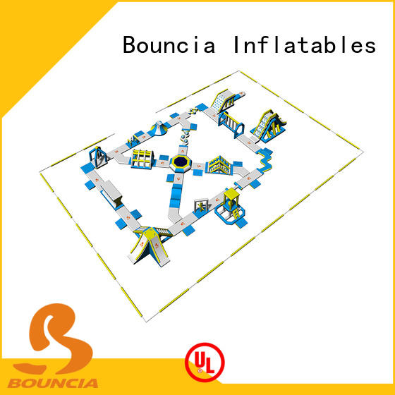 Bouncia park water inflatables for lakes wholesale for adults