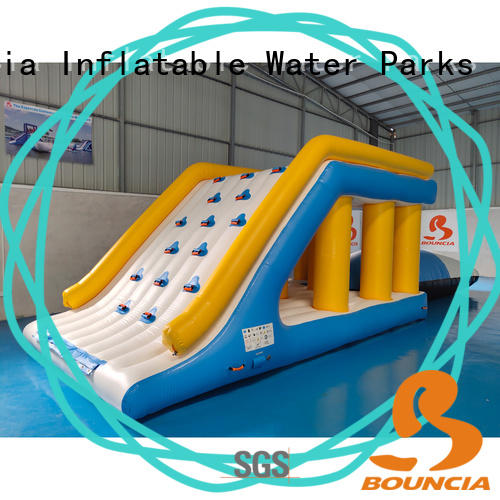 Bouncia item inflatable water play from China for kids