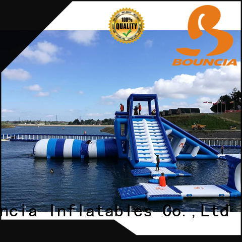 Bouncia floating aqua fun park directly sale for adults