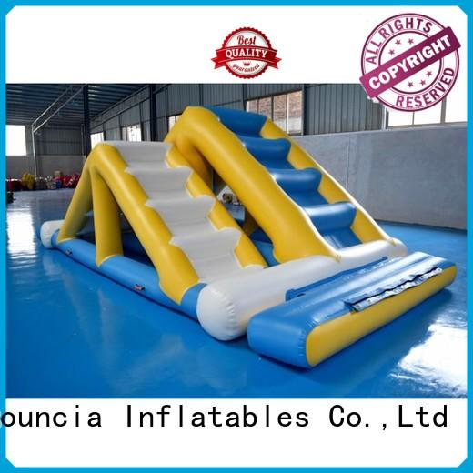 inflatable factory made certificate tarpaulin Bouncia Brand
